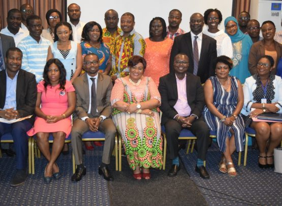 GSFP National Cocoa Drinks Project Stakeholders' Validation Workshop